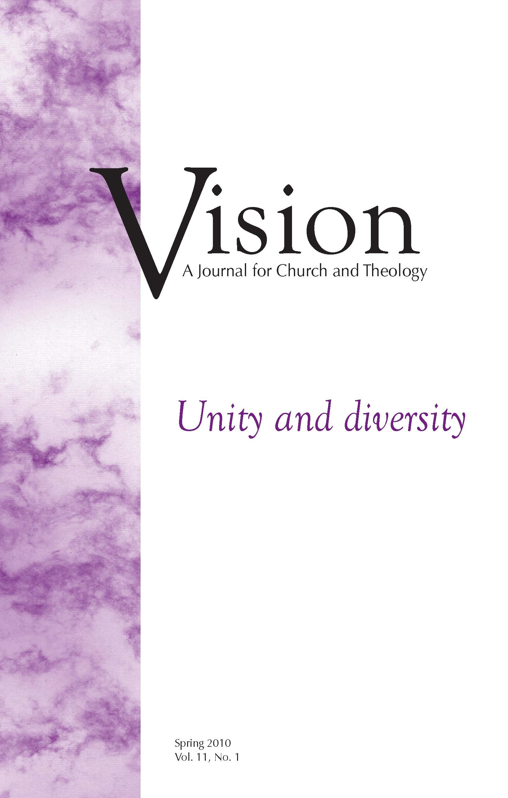 vision cover unity and diversity