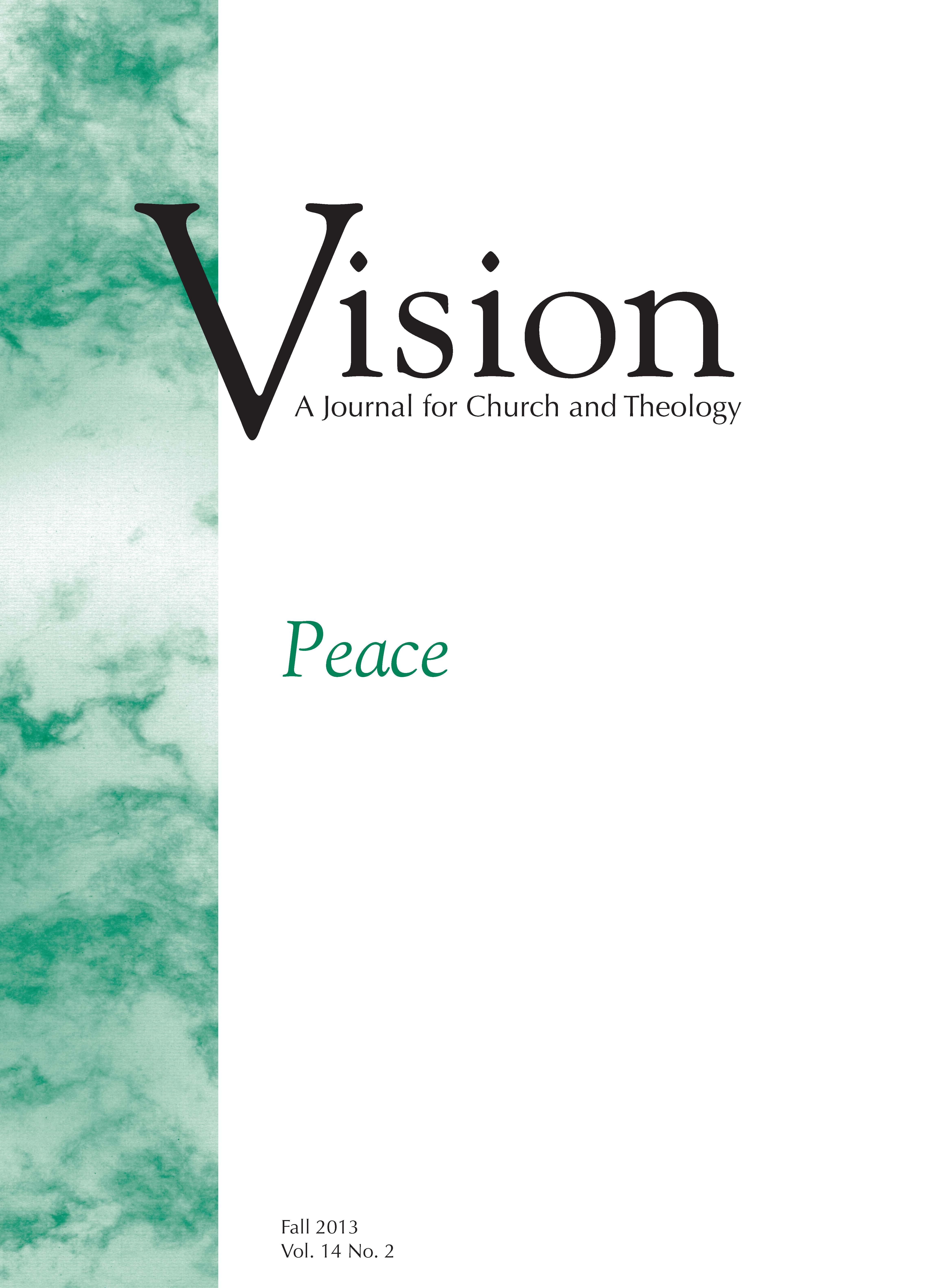 vision cover peace